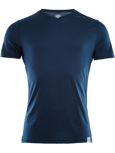 Aclima LightWool T-Shirt Men Insignia Blue